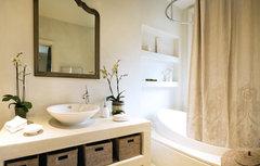 Waterproof Window Treatment For Wood Window In Shower