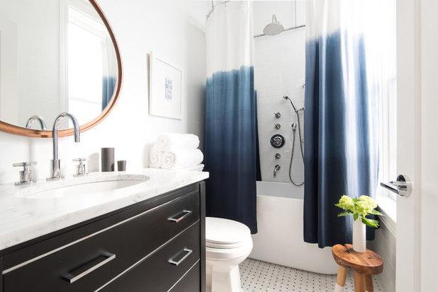 トランジショナル 浴室 Transitional Bathroom