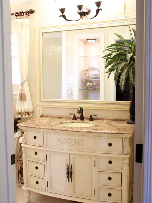 French Country Bathroom | Houzz