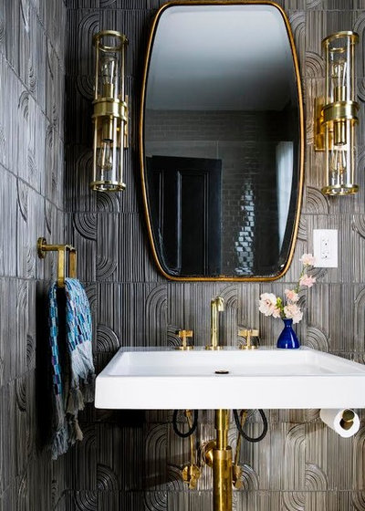 Get to Know These 10 Bathroom Faucet Finishes