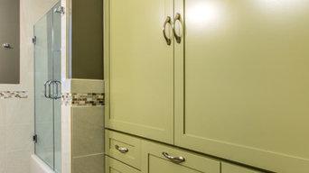 Transitional Bathroom Remodel Richmond, VA