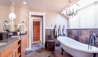 Transitional Bathroom Remodel- Woodinville