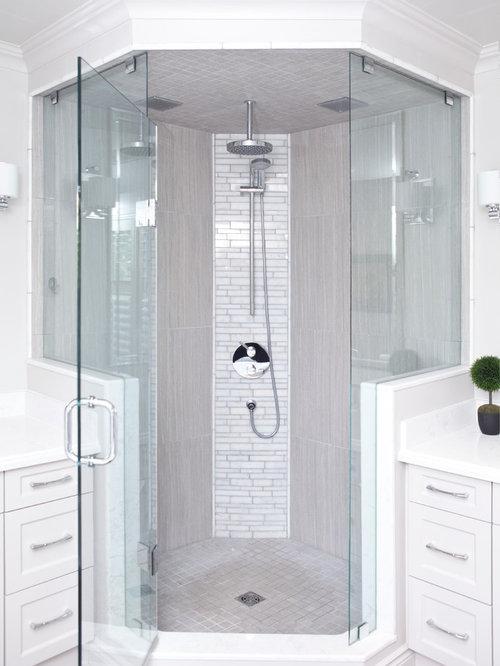 Neo Angle Shower | Houzz