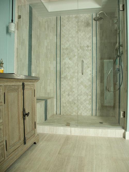 Quatrefoil tile ideas pictures remodel and decor for Quatrefoil bathroom decor
