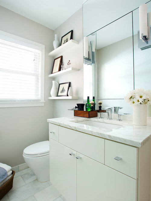 Floating Shelves Over Toilet Home Design Ideas, Pictures, Remodel and Decor