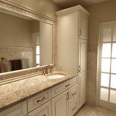 Mediterranean Bathroom by Ferrarini Kitchen & Bath