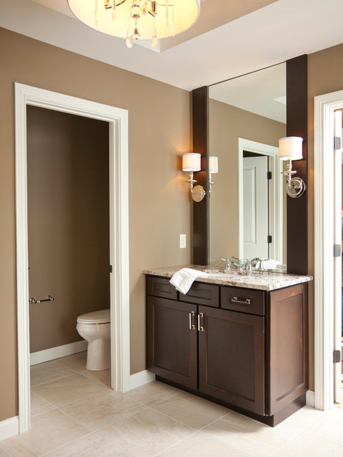 Budget virtual taupe home design ideas renovations photos for Virtual bathroom remodel