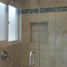Traditional Bathroom by Kitchen & Bath Works