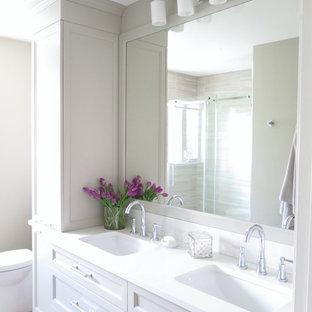 Transitional Custom Bathroom Vanity
