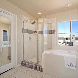 Bathroom - transitional bathroom idea in Orange County