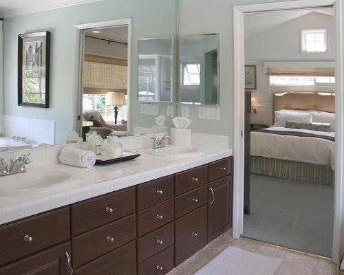 Transitional Bathroom Ideas transitional master bath | houzz