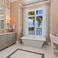 Bathroom by Interiors By Agostino's