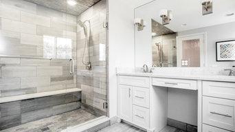 Transitional Spa Bathrooms