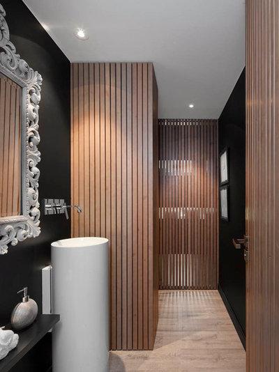 Modern Bathroom by Opad