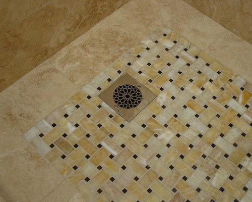 Travertine Basketweave Tile Ideas Pictures Remodel And Decor