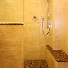 Modern Bathroom by madeleine boos, architecture + interiors LLC
