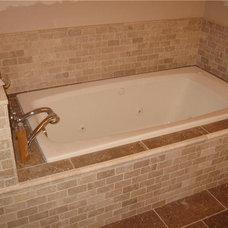 Modern Bathroom by Spigelmyer Plumbing Inc.