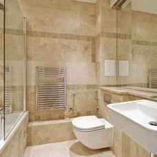 Mediterranean Bathroom by Royal Stone & Tile