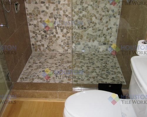 inspiration for a mediterranean bathroom remodel in houston