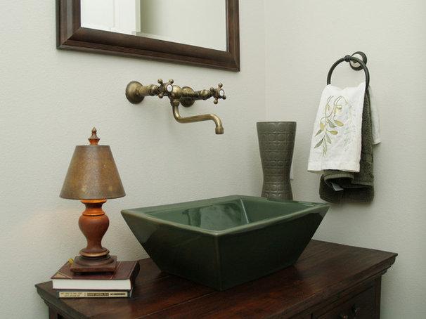 Traditional Bathroom by RisherMartin Fine Homes