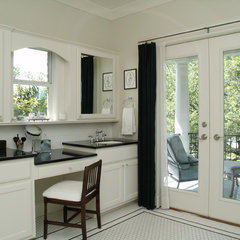 traditional bathroom by RisherMartin Fine Homes