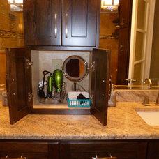 Traditional Bathroom by LLG Residential Design LLC