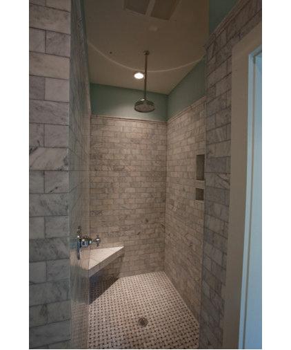 Traditional Bathroom by WaterMark Coastal Homes, LLC