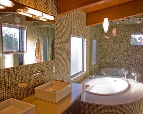 Bathroom design ideas renovations photos with cork for Bathroom designs cork
