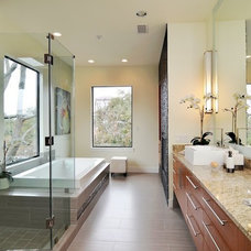 Contemporary Bathroom by Significant Buildings and Construction