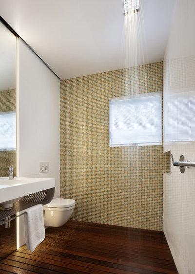 Modern Badezimmer by Meditch Murphey Architects