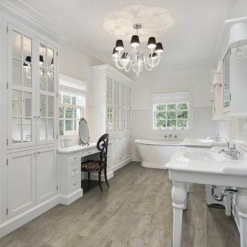 Trend: Wood Look Ceramic Tile