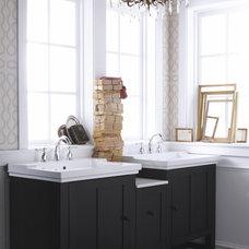 Eclectic Bathroom by Kohler