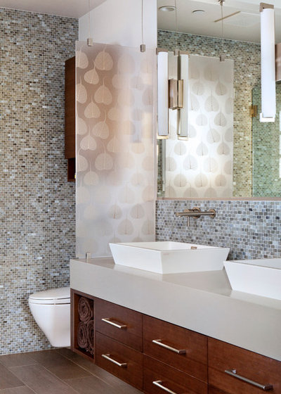 Contemporary Bathroom by TRG Architecture + Interior Design