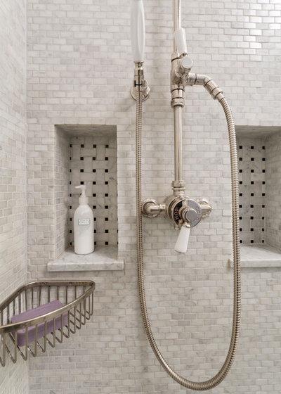 Trend Modern Bathroom by Rikki Snyder