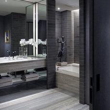 Modern Bathroom by GATH Interior Design