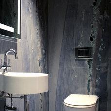 Contemporary Bathroom by Warren Red