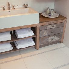 Eclectic Bathroom by Complete Tile Collection