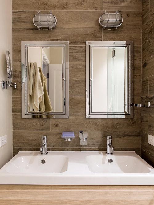 Best Midcentury Bathroom Design Ideas & Remodel Pictures | Houzz