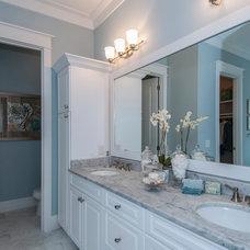 Traditional Bathroom by FrontDoor Communities