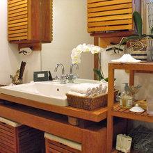 guest bathroom down