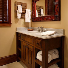Traditional Bathroom by Keystone Kitchen & Bath