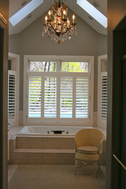 Eclectic Bathroom Trina McNeilly