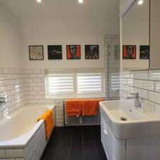 Contemporary Bathroom by Riach Architects