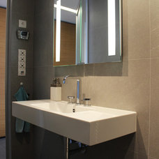Contemporary Bathroom by Martin Hulala