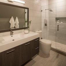 Contemporary Bathroom by Friedman & Shields