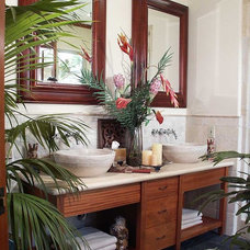 Tropical Bathroom Tropical Bathroom