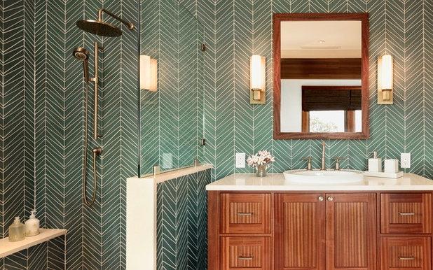 Tropisk Badeværelse Tropical Bathroom
