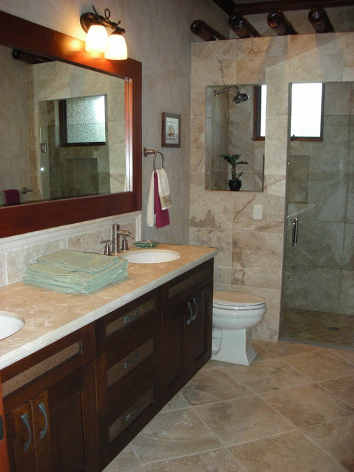 Custom Walk In Shower Houzz