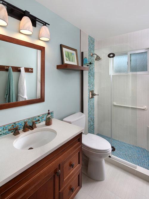 Small Tropical Bathroom Design Ideas Renovations Amp Photos