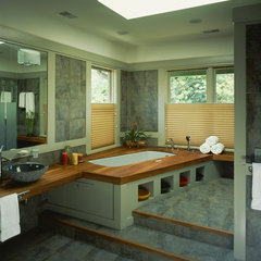 traditional bathroom by Gardner Mohr Architects LLC